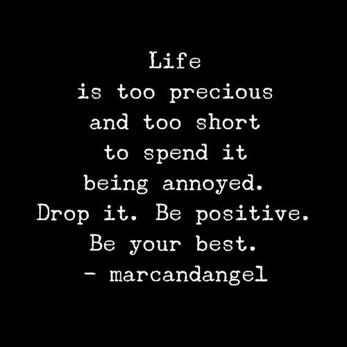 Quotes About Life Being Short Magnificent 71 Popular Motivational Picture Quotes To Give You Strength
