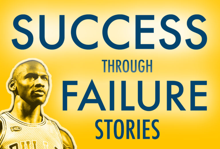 an analysis of success at failing to succeed Some of history's most successful people failed before they succeeded their stories of failure will inspire you.