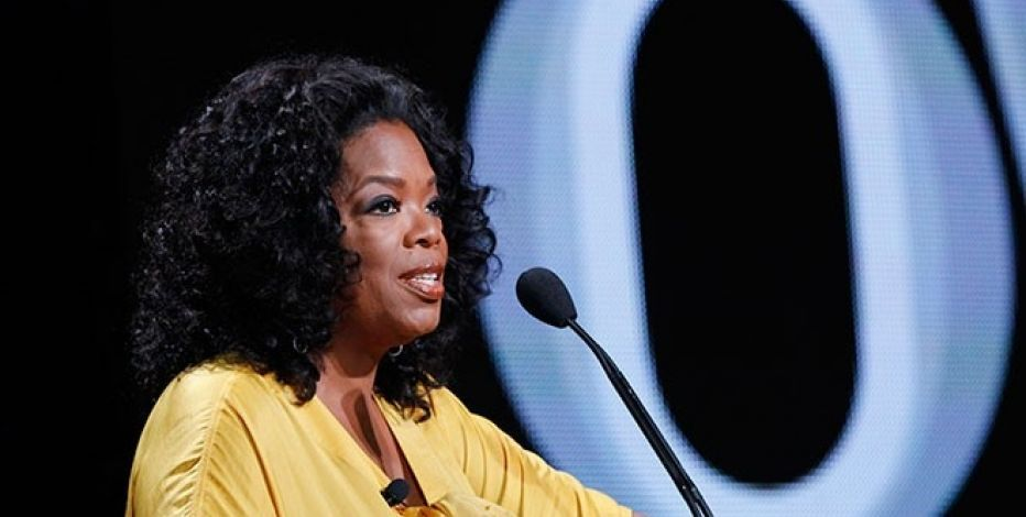 ... Being Teased For Dressing In Potato Sacks Because You Canu0027t Afford To  Wear Anything Else. These Are The Humble Beginnings Of Oprah Winfrey, ...