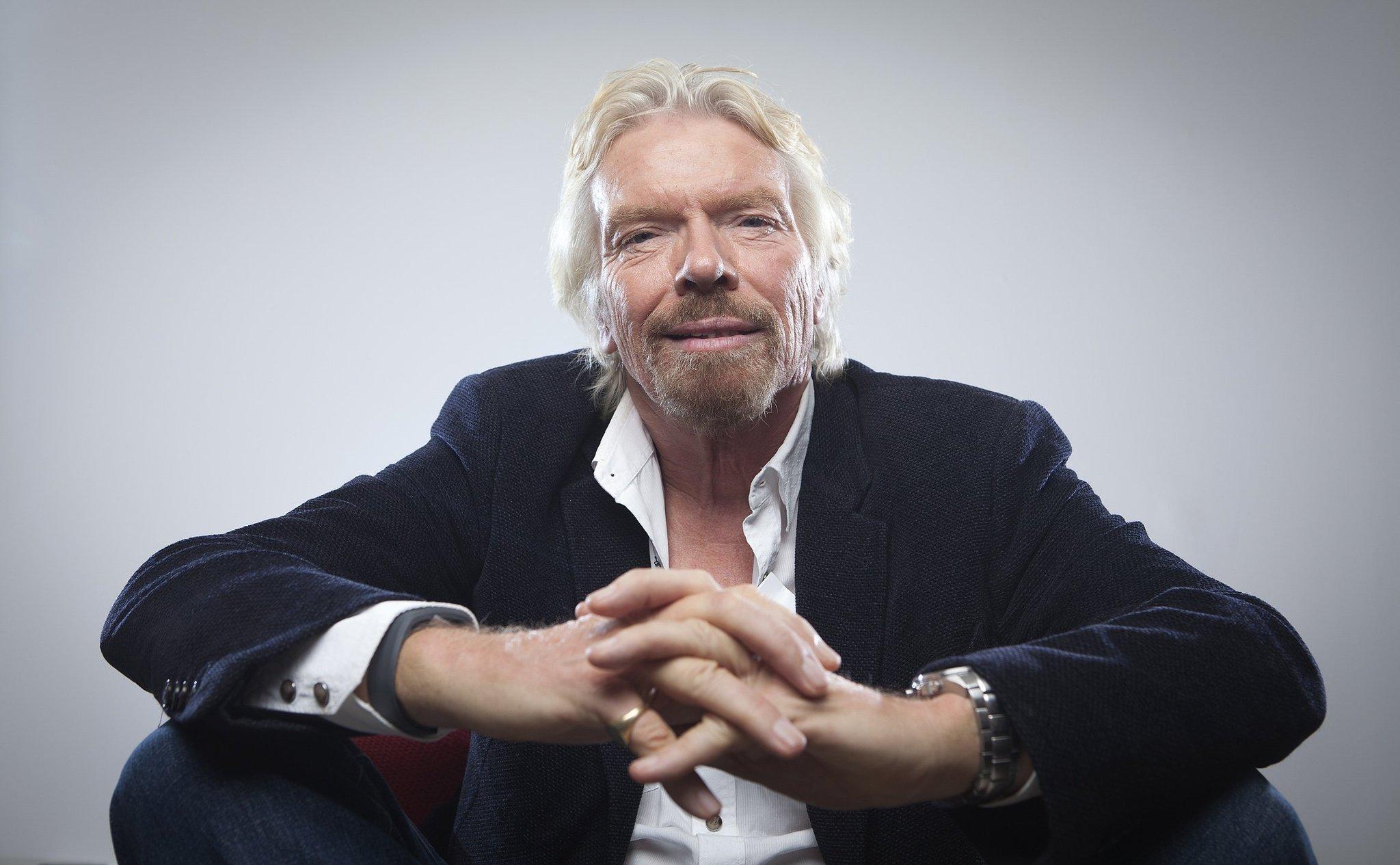 35 Richard Branson Quotes on Entrepreneurship & Business ...